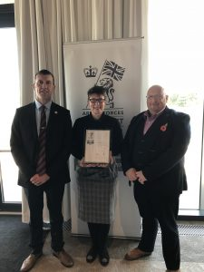 Busters Group Awarded Armed Forces Covenant Award